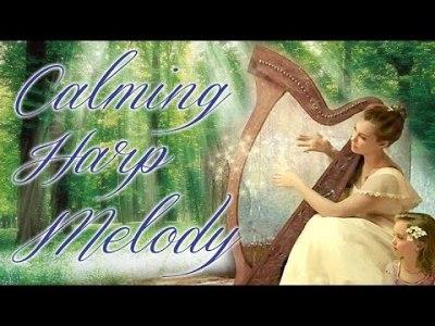 【心が落ち着く音楽】~美しいハープの音色が奏でるメロディーに癒されるヒーリングミュージック~精神安定、瞑想、ヨガ、睡眠用、疲労回復etc…