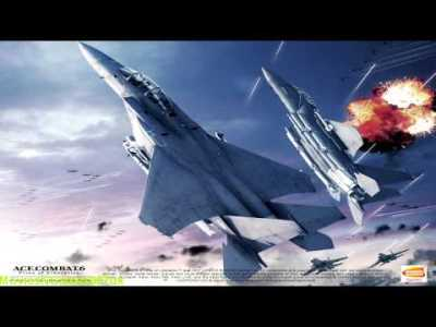 Ace Combat 6 OST – The Liberation Of Gracemeria
