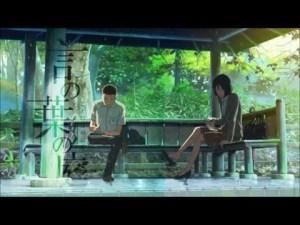 『言の葉の庭』OST オリジナル・サウンドトラック