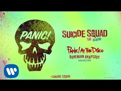 Panic! At The Disco – Bohemian Rhapsody (from Suicide Squad: The Album) (Official Audio)