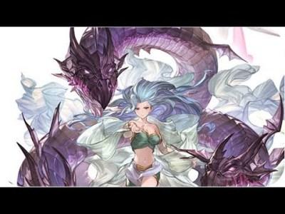 【最高音質】ティアマト・マグナ戦 BGM アニメver.【グラブル】
