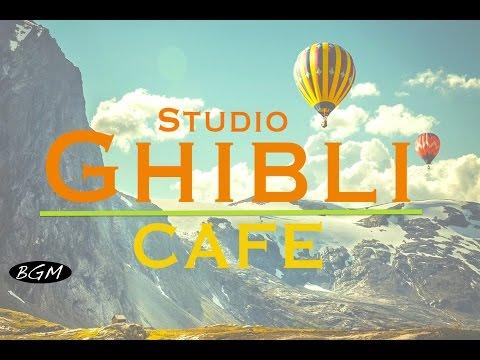 #GhibliJazz #CafeMusic – Relaxing Jazz & Bossa Nova Music – Studio Ghibli Cover