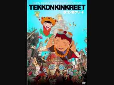 This City – Plaid  / Tekkonkinkreet Soundtrack