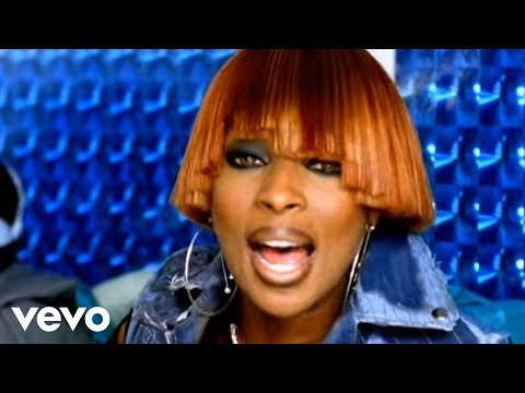 Mary J. Blige – Family Affair (Official Music Video)