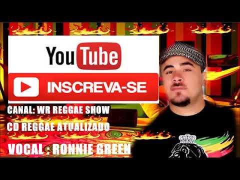 CD REGGAE LIMPO ATUALIZADO RONNIE GREEN..