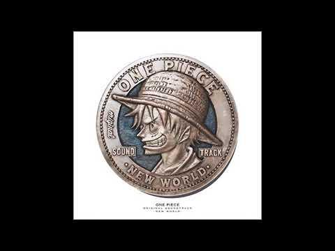 ONE PIECE オリジナルサウンドトラック NEW WORLD  DISC1