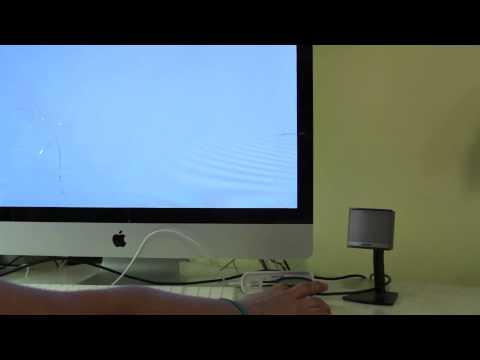Aprende a expulsar disco atorado/atascado en el super drive de cualquier  Mac.