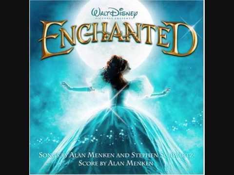 Enchanted Soundtrack – Enchanted Suite [HQ]