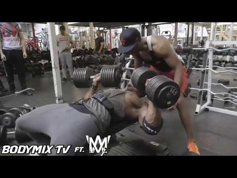 Hip Hop Workout Music  🔥 Gym Training Motivation