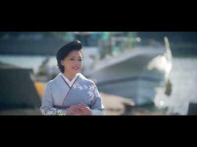 松前ひろ子「女一代 演歌船」MV (2019年2月13日発売)
