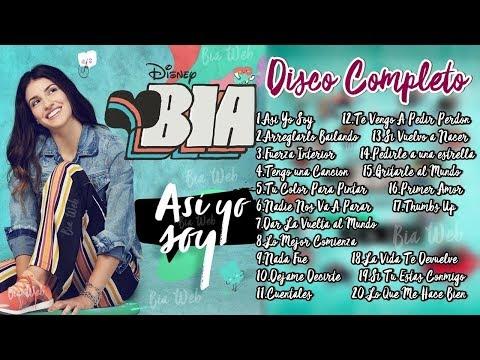 BIA – Disco Completo – Todas Las Canciones Completas ♥