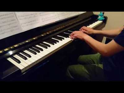 【Piano】朔と亜紀 / 河野伸(ドラマ『世界の中心で、愛をさけぶ』オリジナル・サウンドトラックより)