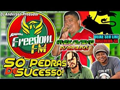 CD FREEDOM FM ESPECIAL  SUCESSOS REGGAE DO MARANHÃO