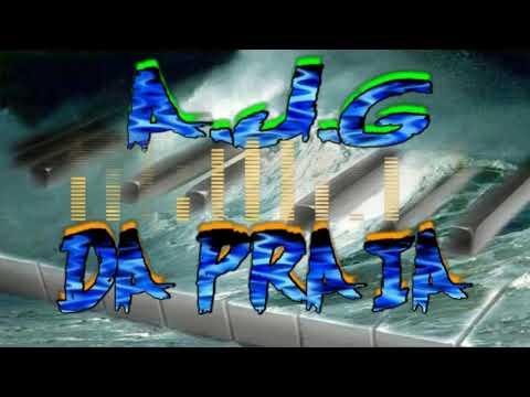A.J.G – ( DA PRAIA ) CD-8 ( HIP HOP BEACH ) DE 2019