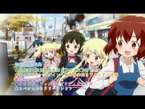 「きんいろモザイク Pretty Days」Blu-ray&DVD CM(発売中)