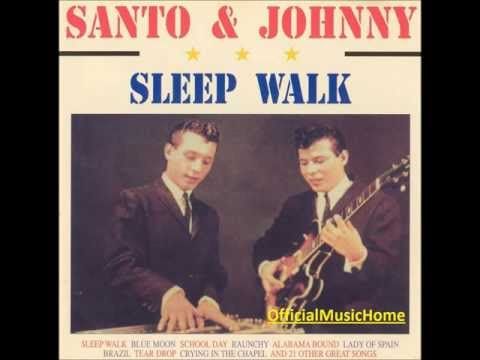 Santo & Johnny – Sleep walk [Original instrumental]