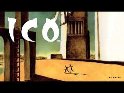 ICO~霧の中の旋律~サウンドトラック 【レトロゲームJapan】