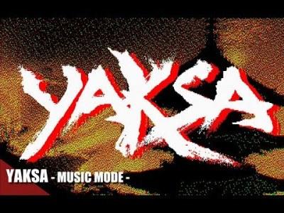 【MUSIC MODE】PC88 YAKSA(ヤシャ) サウンドトラック / FM音源・収録数21曲