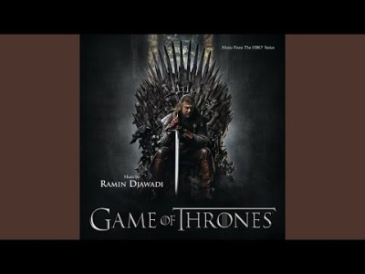 """Main Title (From The """"Game Of Thrones"""" Soundtrack)"""
