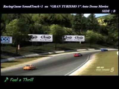 垂れ流しサウンドトラック 「Racing Game Sound Track+1」 SIDE:B