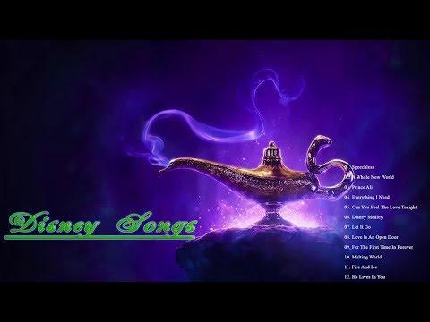 RELAXINGディズニーの歌2019 – Disney Soundtrack Playlist 2019 – Aladdin 2019 &  Frozen 2