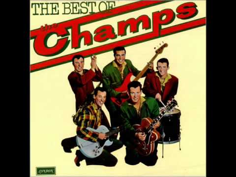 The Champs – Tequila HQ