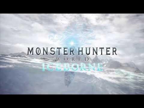 【MHWI/BGM】高音質 アイスボーン サウンドトラック DISC1 収録曲/Iceborne soundtrack DISC1 OST