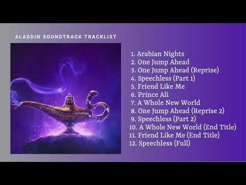 Aladdin 2019 (Full Original Soundtrack)