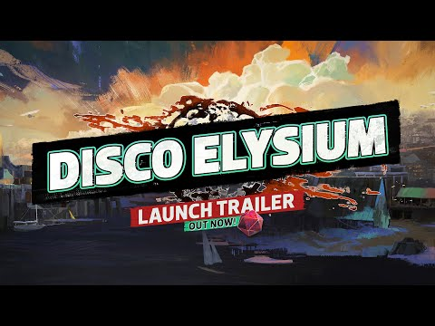 DISCO ELYSIUM – Launch Trailer (Official)
