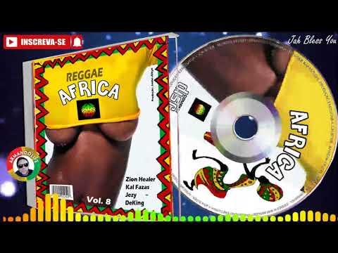 💽 REGGAE IN AFRIKA (Cd – Vol. 8 –  Exclusivo do canal)