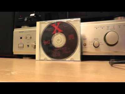 X Japan [vanishing vision] CDレビュー 邦楽メタル名盤紹介