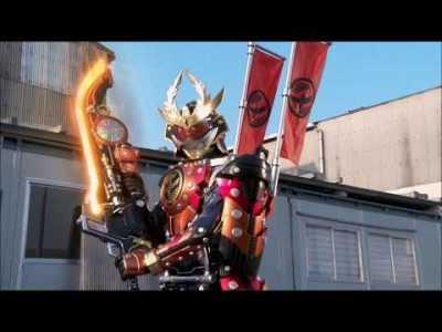 Kamen Rider GAIMU ~Rise Up Your Flag~ カスタムサントラ