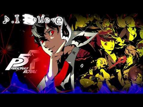 【作業用BGM】テンション上がるペルソナ5R新戦闘曲+α Persona 5 The Royal battle sound ost