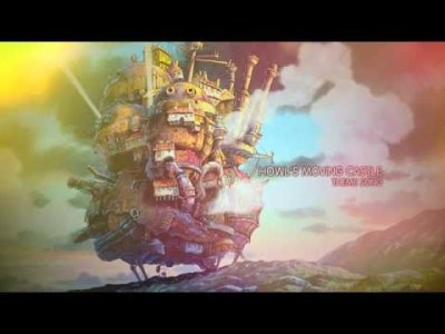 Howl's Moving Castle [OST – Theme Song]