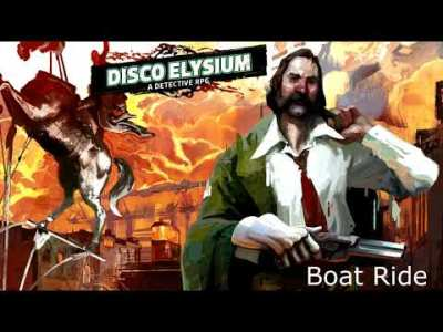 Disco Elysium – OST – Boat Ride