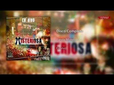 Disco Completo (En Vivo) | Banda Misteriosa