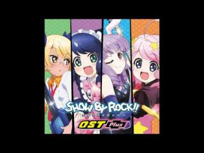 SHOW BY ROCK!! OST Plus