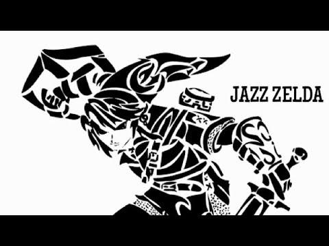 【作業用BGM】 JAZZゼルダ メインテーマ メドレー 音楽 【JAZZ】ブレスオブザワイルド