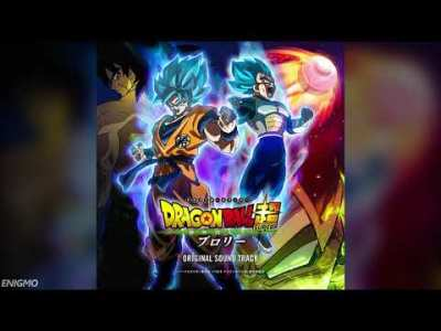 Dragon Ball Super BROLY – OST 09: CHA-LA HEAD-CHA-LA