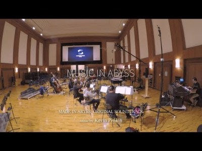 「MUSIC IN ABYSS」The Making of MADE IN ABYSS ORIGINAL SOUNDTRACK