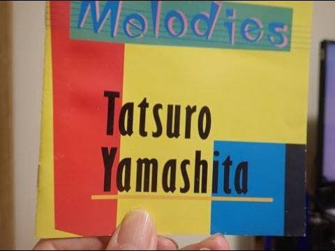 クリスマスイブ収録tatsuro yamashita  Molodies  山下達郎 メロディーズ (名曲クリスマス イブ収録アルバム)