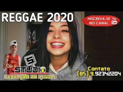 MELO DE AMOR 2020 (STUDIO SENSAÇÃO DO REGGAE) DJ DAVI STYLE