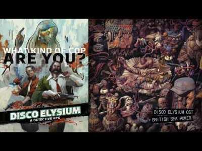 Disco Elysium – OST – Disco Elysium, pt 1 – Soundtrack #16