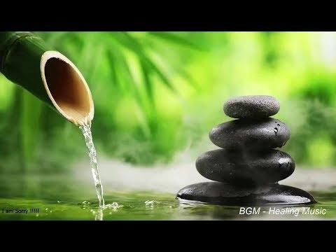 自然の音とともに音楽をリラックス バンブーウォーターファウンテン 【癒し音楽BGM】