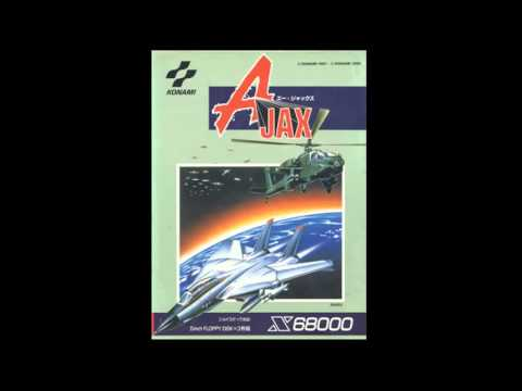 Ajax X68000 Soundtrack OST サウンドトラック Game Music