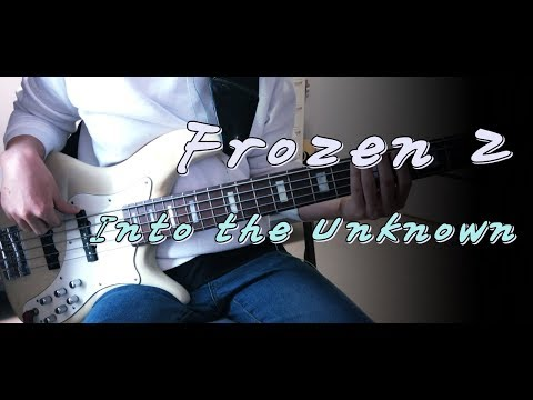 [Frozen 2 OST] Panic! At The Disco – Into the Unknown Bass cover