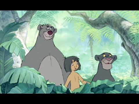 信じてほしい(Easy Ver.):ディズニー映画「ジャングル・ブック」」OST