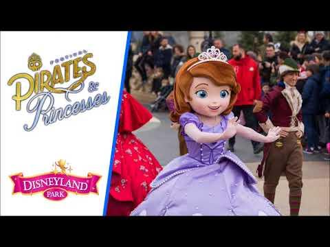 Princess Promenade – Soundtrack – Festival Pirates & Princesses