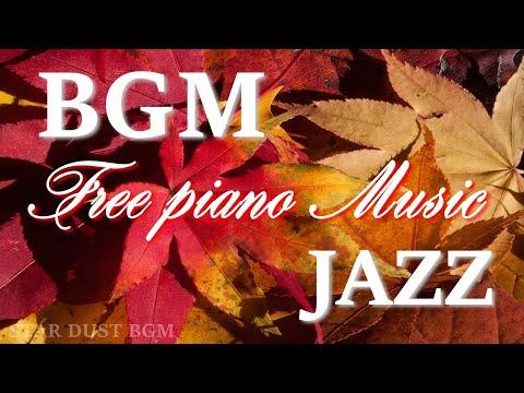 【フリーBGM】ジャズ|お洒落で美しいピアノが印象的なBGM|無料音楽素材