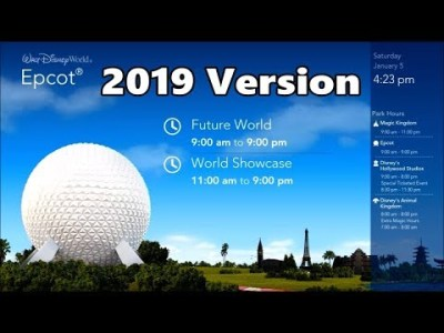 WDW Today Channel – January 2019 – New Music!! | Walt Disney World Resort TV